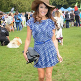 WWW.ENTSIMAGES.COM -     Lizzie Cundy arriving    at       Pup Aid at Primrose Hill, London September 6th 2014Puppy Parade and fun dog show to raise awareness of the UK's cruel puppy farming trade. Pup Aid, the anti-puppy farming campaign started by TV Vet Marc Abraham, are calling on all animal lovers to contact their MP to support the debate on the sale of puppies and kittens in pet shops. Puppies & Celebrities Return To Fun Dog Show Fighting Cruel Puppy Farming Industry.                                              Photo Mobis Photos/OIC 0203 174 1069