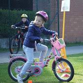 1e leerjaar fietsparcours