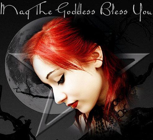 Goddes Bless You, Goddesses