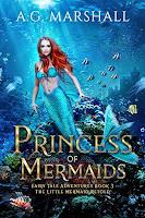 Princess of Mermaids, de A. G. Marshall