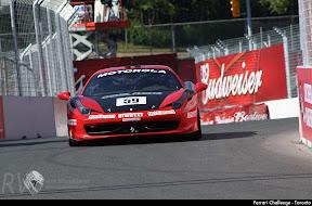Ferrari Challenge - Toronto