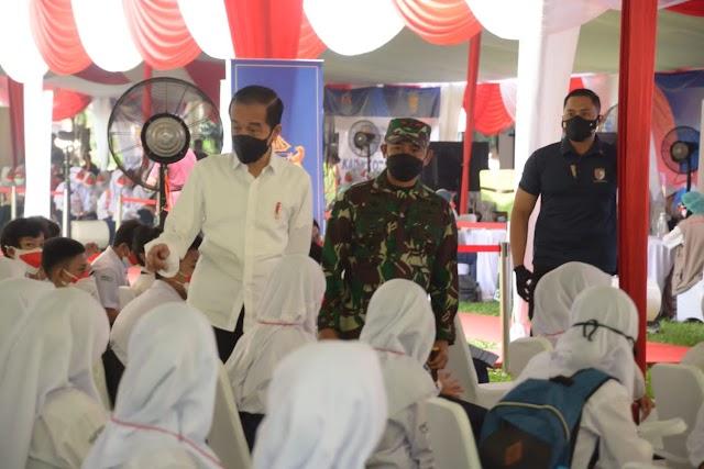 Gebyar Vaksin Kolaborasi Kebangsaan, Kerjasama Kadin Kota Bogor Bersama Kodam III/Siliwangi