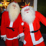 even Santa has come to Reykjavik in Reykjavik, Hofuoborgarsvaeoi, Iceland