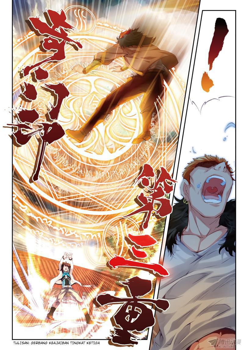 Wu Dong Qian Kun Chapter 27