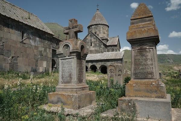 Das Kloster Vorotnavank
