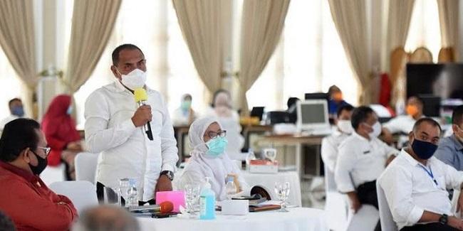 Bantu Warga Terdampak Corona, Pemprov Sumut Akan Bagikan Dana Rp 260 Miliar