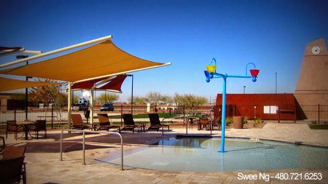 Splash Pad In Gilbert Gilbert Arizona Real Estate
