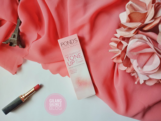 ponds instabright tone up milk cream