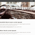 Clean Personal Blogger Template