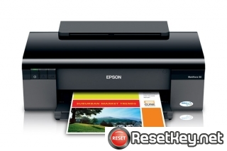 Reset Epson WorkForce 30 printer Waste Ink Pads Counter