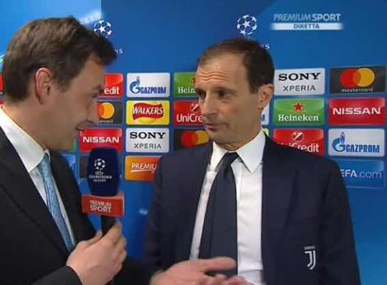 Allegri: Real Madrid and Barcelona are the favorites to win the Champions League, including Bayern