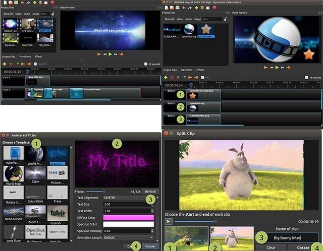 open-shot-video-editor