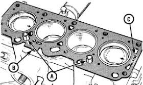 engine repair diagram free ford service and repair manuals ford cvh engine repair  ford cvh engine repair