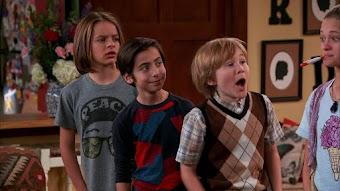 Nicky, Ricky, Dicky & Sicky