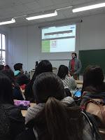 Conferencia de Javier Tenorio
