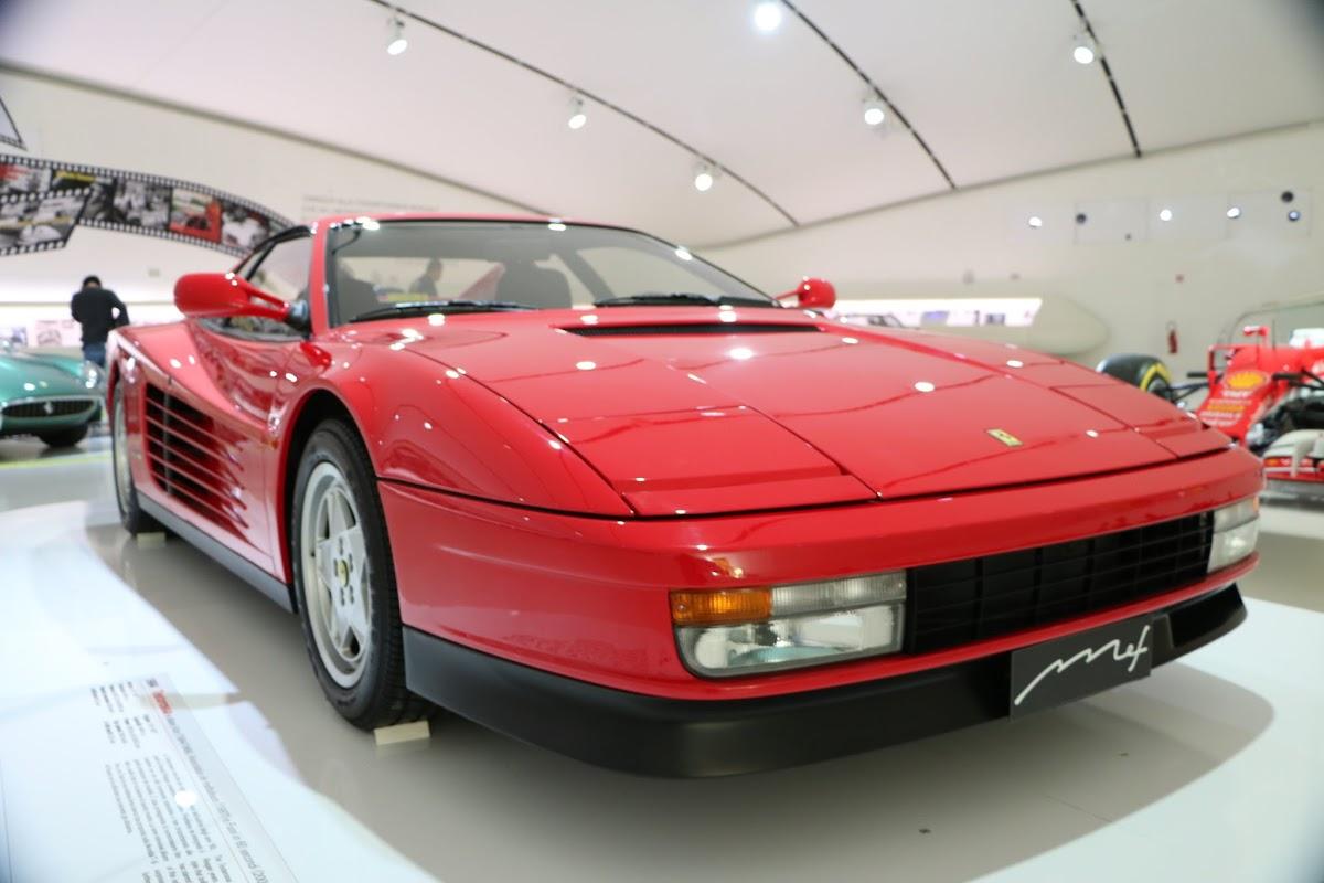 Modena - Enzo Museum 0087 - Ferrari Testarossa F512TR.jpg