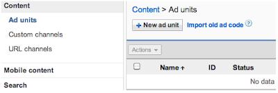 Content ads,google adsense,adsense