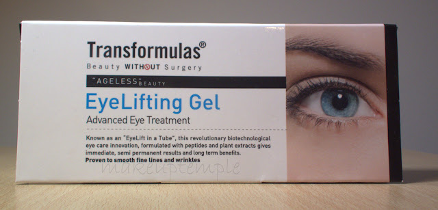 Transformulas Eye Lifting Gel Review