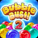 Bubble Bust 2 - Pop Bubble Shooter icon