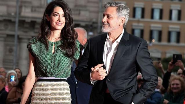 Η εξομολόγηση του George Clooney: «Η γυναίκα μου είναι πραγματικά πολύ έξυπνη για μένα»