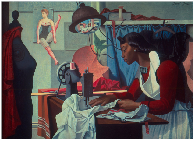 Alma Sewing