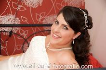 Bruidsreportage (Trouwfotograaf) - Foto van bruid - 063