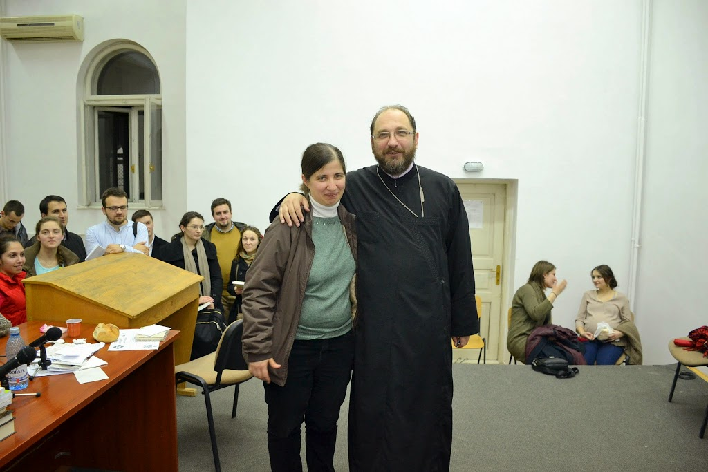 Pr. Constantin Necula despre tineri, FTOUB 249