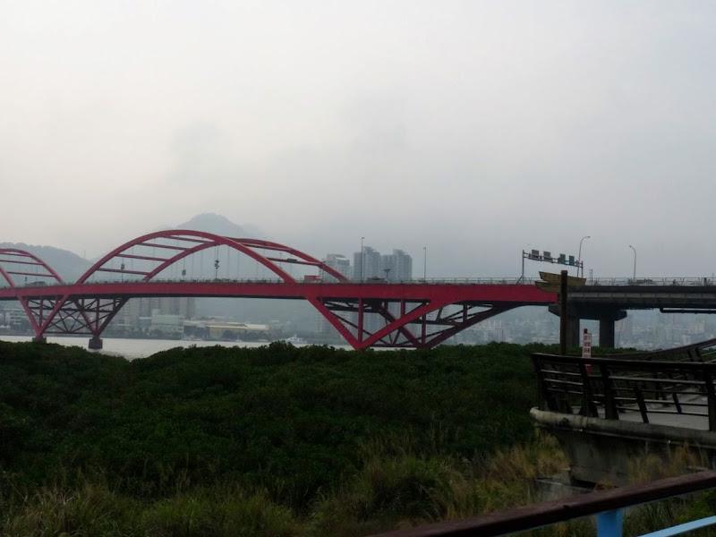 TAIWAN. Taipei .En vélo de Guandu MRT à Bali et retour à Danshuei en bateau - P1160431.JPG