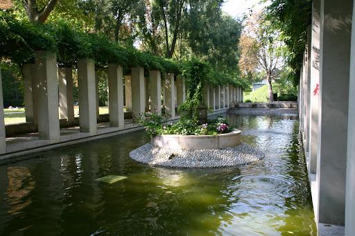 Jardin Yitzhak Rabin, Parc de Bercy 12ème