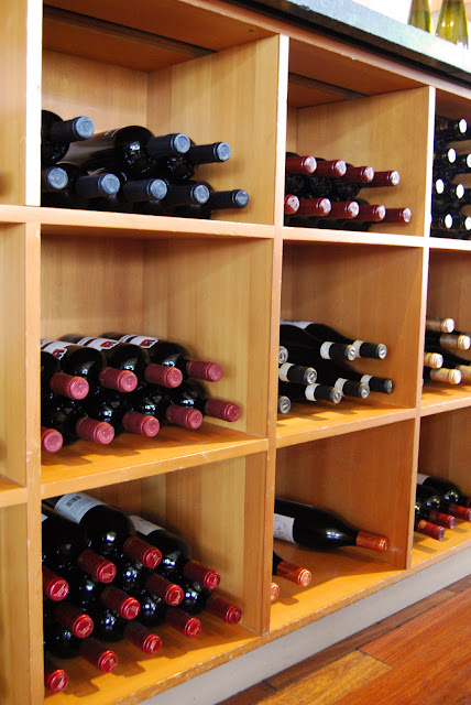 Taken at Fino Wine Bar, located within The Chrysalis Inn & Spa.  Credit: Bellingham Whatcom County Tourism