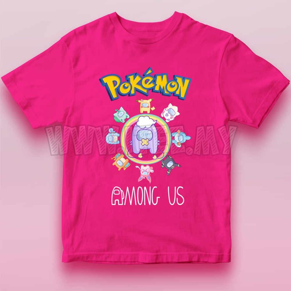 Pokemon x Among Us 10