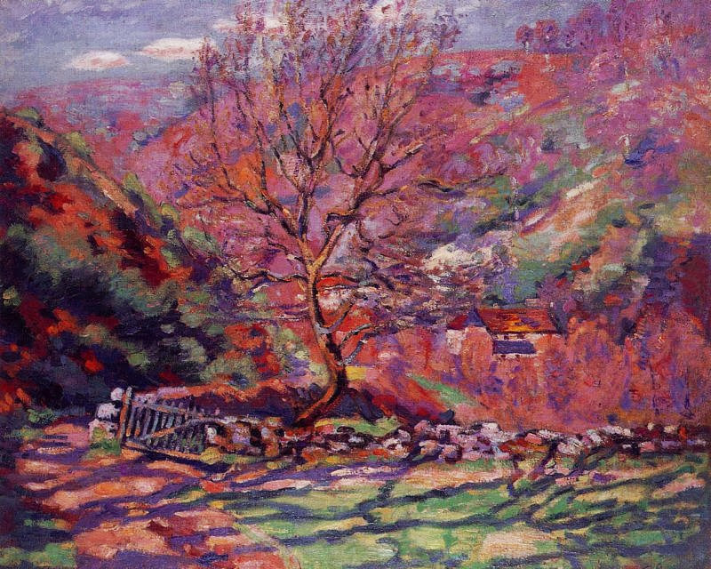 Armand Guillaumin - Crozant, Solitude