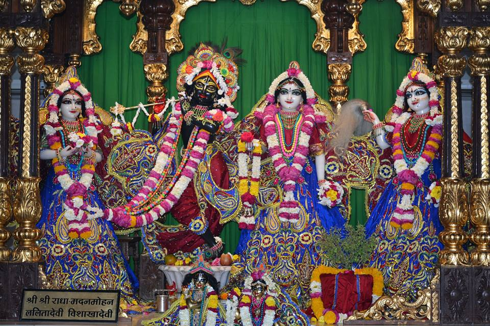 ISKCON Ujjain Deity Darshan 30 Mar 2016  (14)