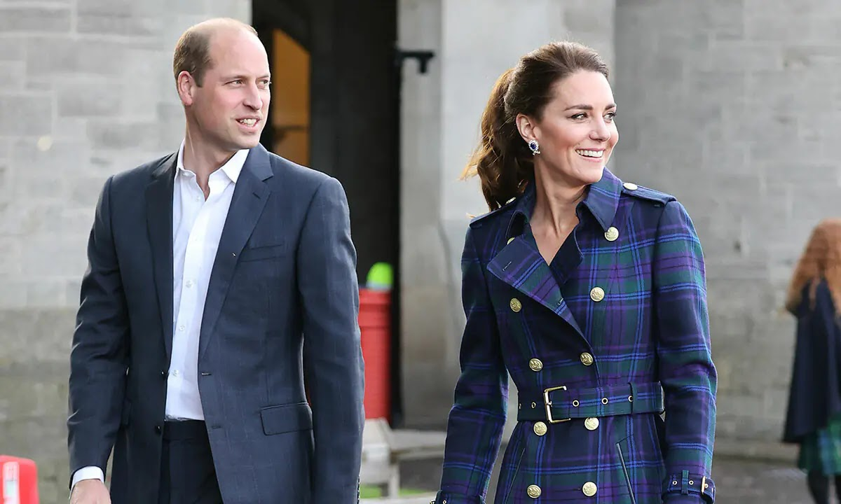 Prince William and Kate Middleton sends a Goodluck Message ahead of Tokyo 2020 Paralympics