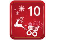Angebot für Adventstürchen Nr. 10 im Supermarkt