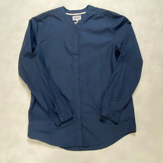 Norse Projects Navy Blue  Shirt