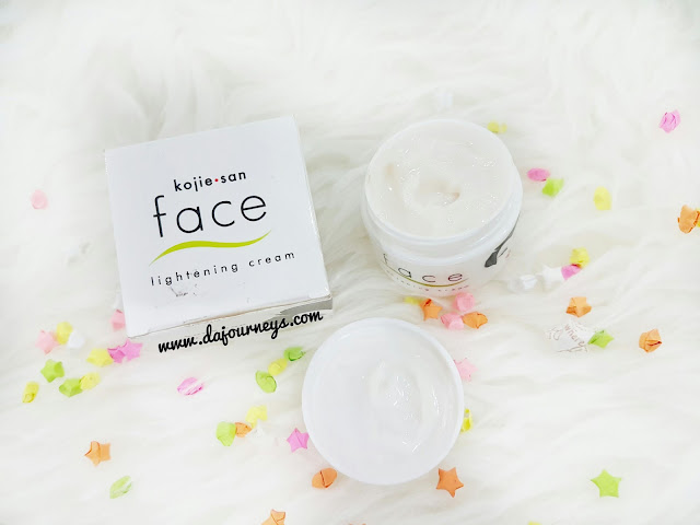 [Review] Kojie San Face Lightening Cream