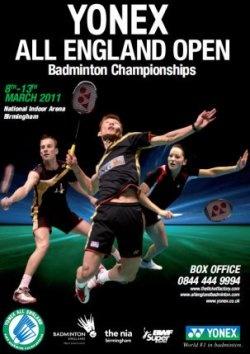 LIVE: Badminton All England final... Chong Wei juara! (updated!)