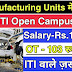 Automobile Manufacturer Recruitment 2021 | ITI Campus Placement 2021 | ITI Jobs 2021