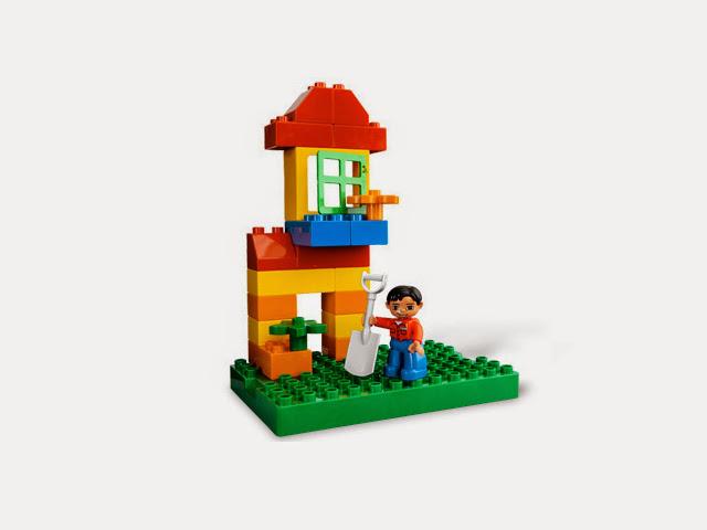 5931 レゴ デュプロ キホンセット