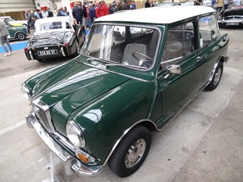 2017.10.01-065 Mini Wolseley 1966