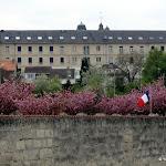 Hôpital Saint-Paul : façade est