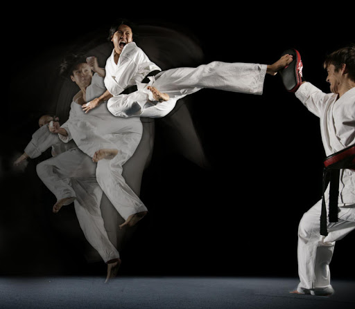 Taekwondo training for PC