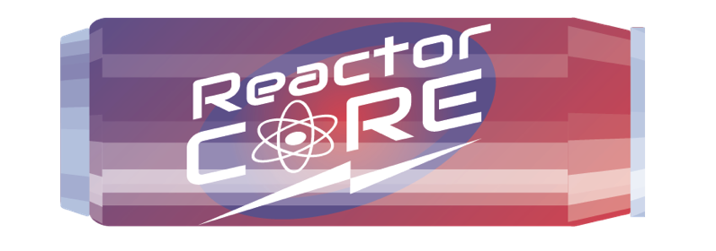 Reactor core 0 5x