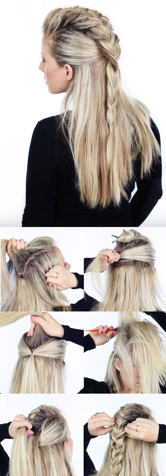 Very Long Hair For Hairstyles Women's 2018 6