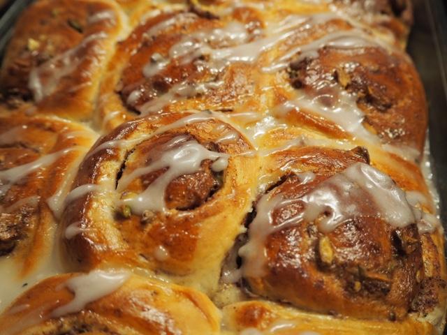 Bostonpullan leivonta