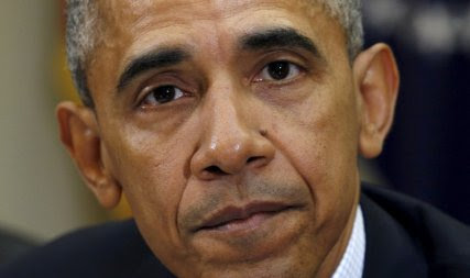 Obama spares a minute to mention Brussels attacks