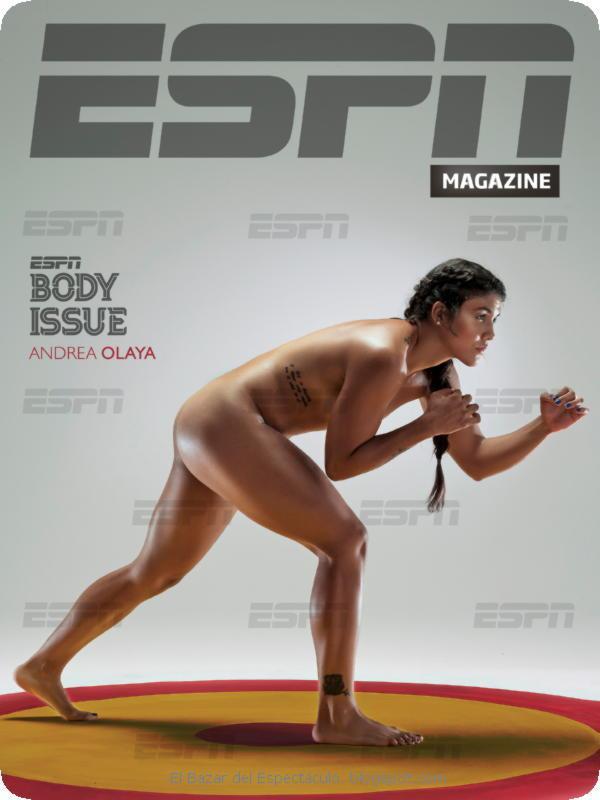 Resultado de imagen para espn body issue, latinos