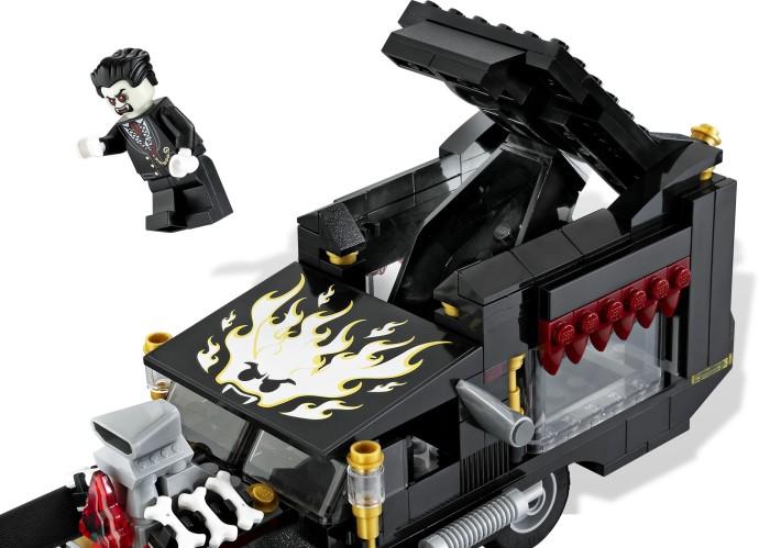 レゴ モンスターファイター バンパイアれいきゅう車 9464