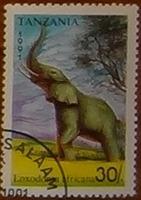 timbre Tanzanie 005